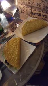 Balinese Cuban tacos